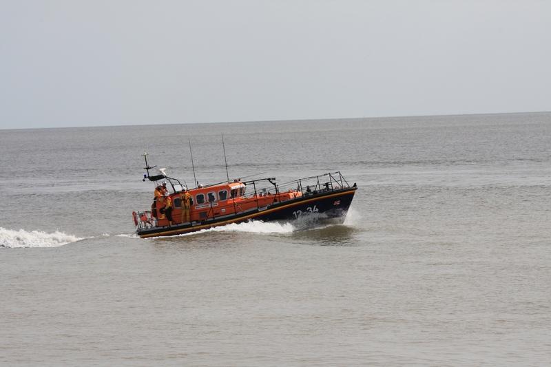 Photo of Aldeburgh Lifeboat