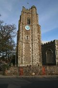 Aldeburgh Parish Church Of St Peter and St Paul Tower