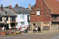 Moot Hall and Mill Inn Aldeburgh